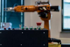 automatisation laser dans l'industrie